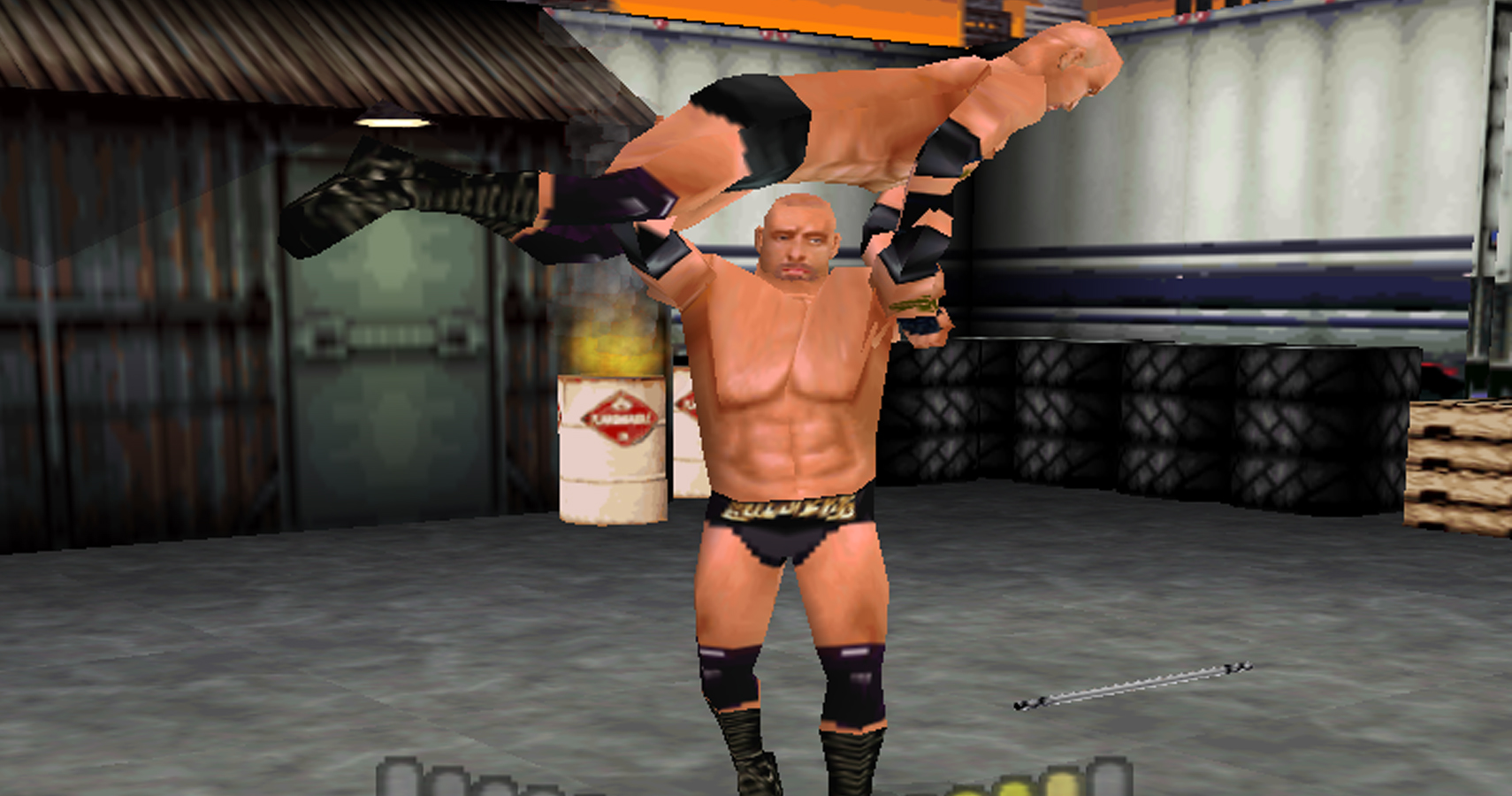 15 absolutely terrible wrestling games