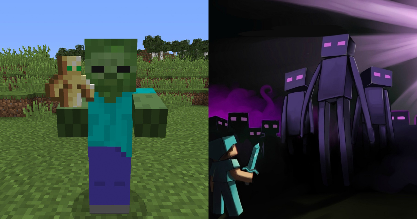 15 Things You Had No Idea You Could Do In Minecraft