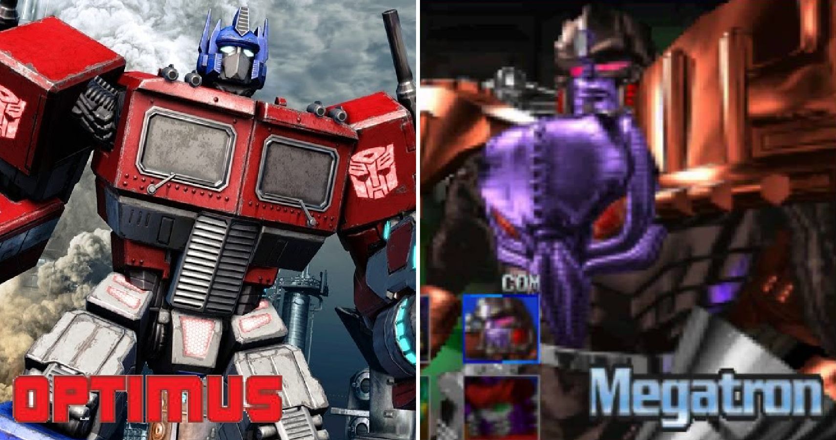 The 8 Best And 7 Worst Transformers Games