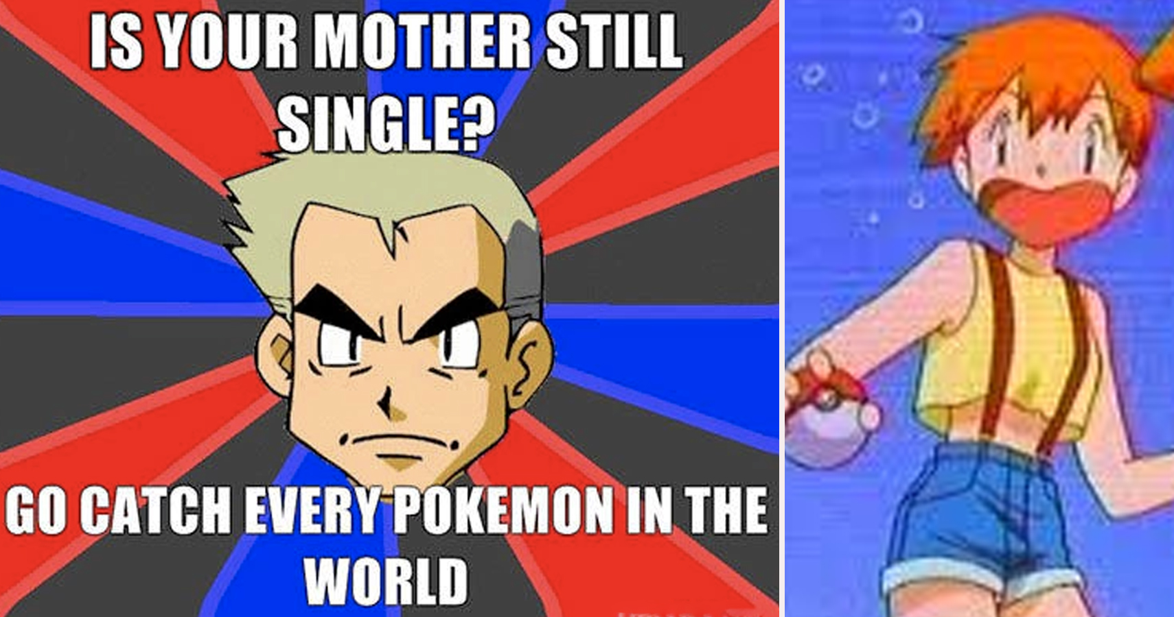 Pok 233 Mon Memes That Will Ruin Your Childhood Forever