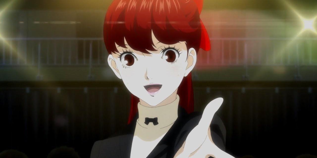 Романтическое руководство Persona 5 Royal Kasumi